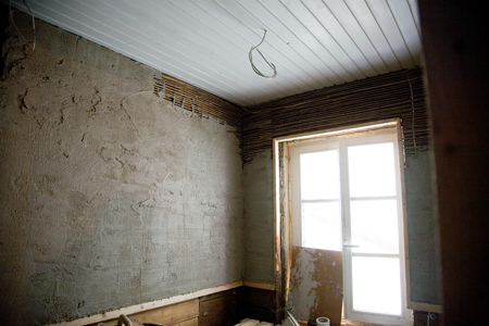 seina krohvimine